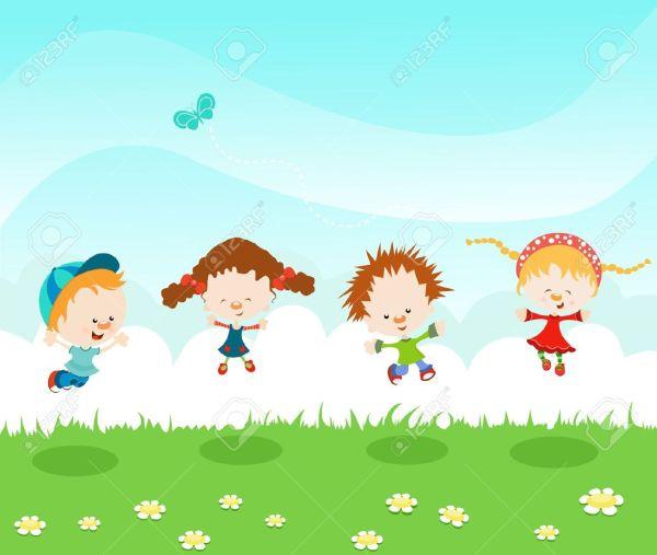 Children Joy Clipart - Clipground