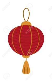Chinese lanterns clipart - Clipground
