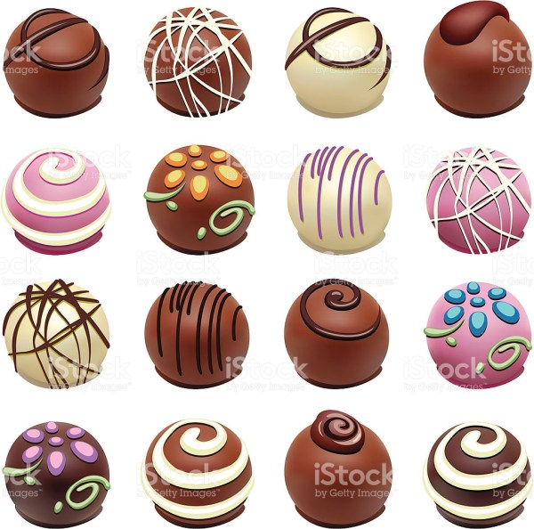 chocolate confectionery clipart