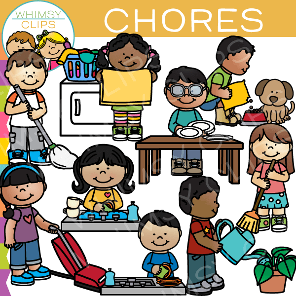 Chores clipart Clipground