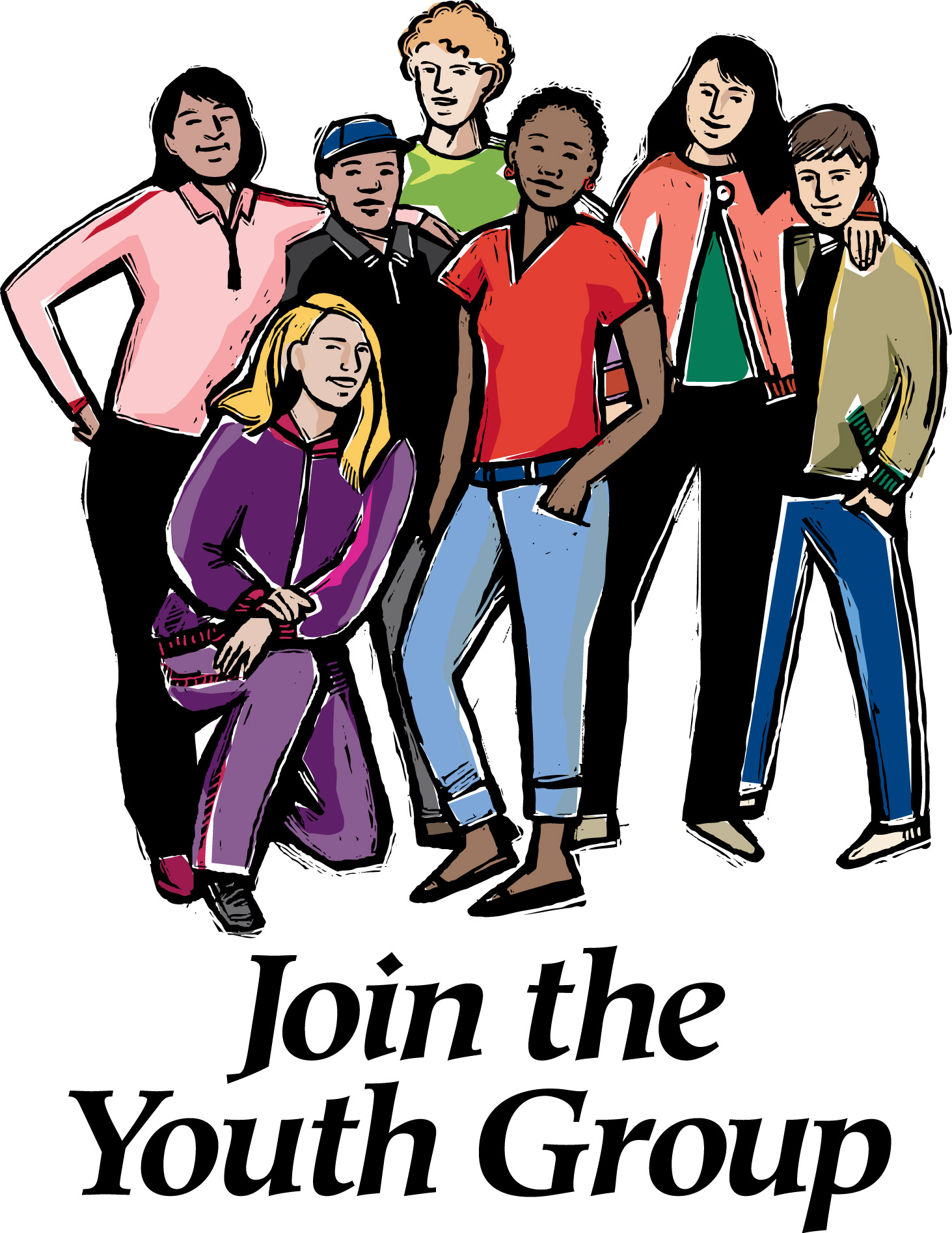 hight resolution of christian youth clipart