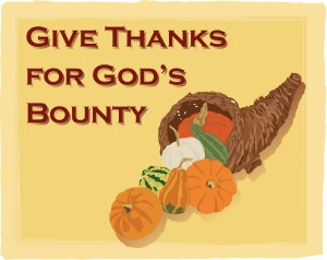 christian harvest day clipart 20