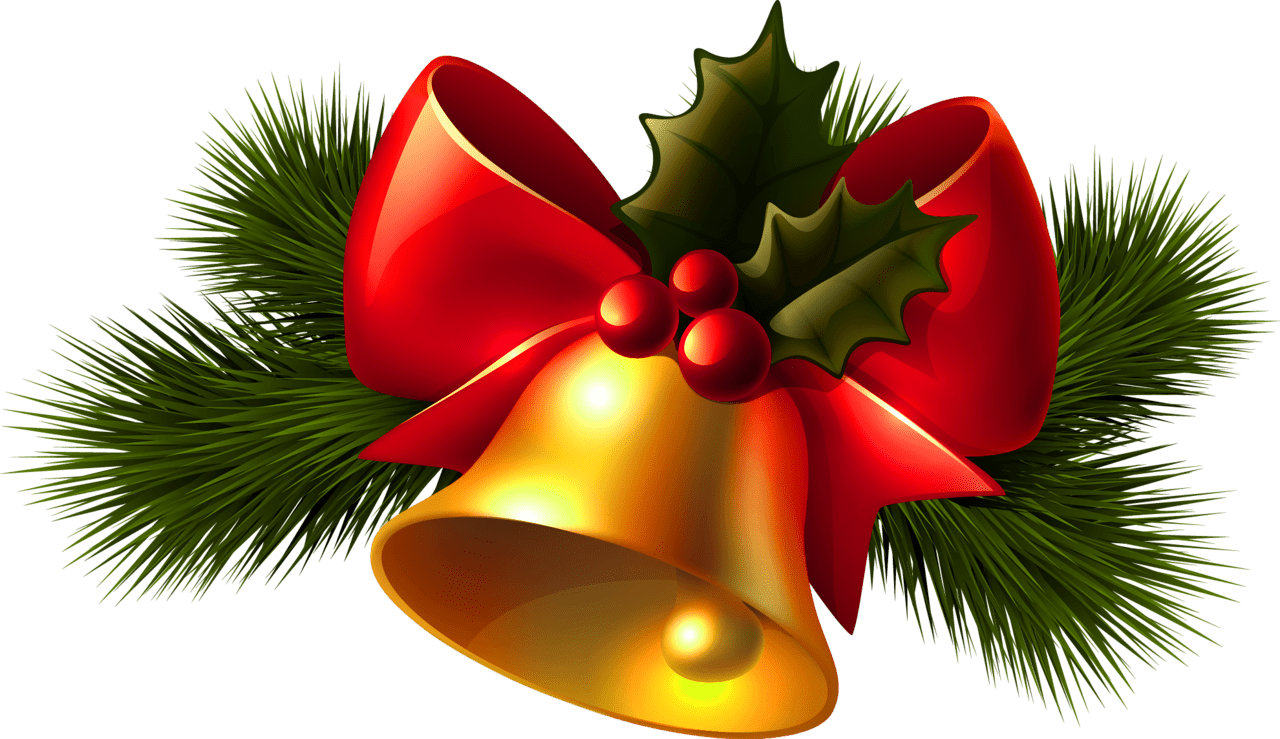 Christmas Bell Clipart Clipground