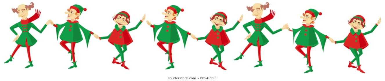 christmas dancing elves clipart 10 free Cliparts   Download images on Clipground 2020