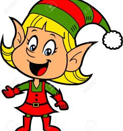 8 967 christmas elf cliparts stock vector and royalty free  [ 1140 x 1300 Pixel ]