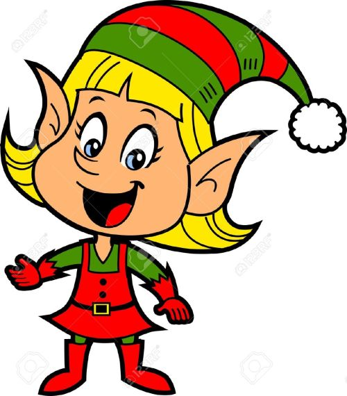 small resolution of 8 967 christmas elf cliparts stock vector and royalty free