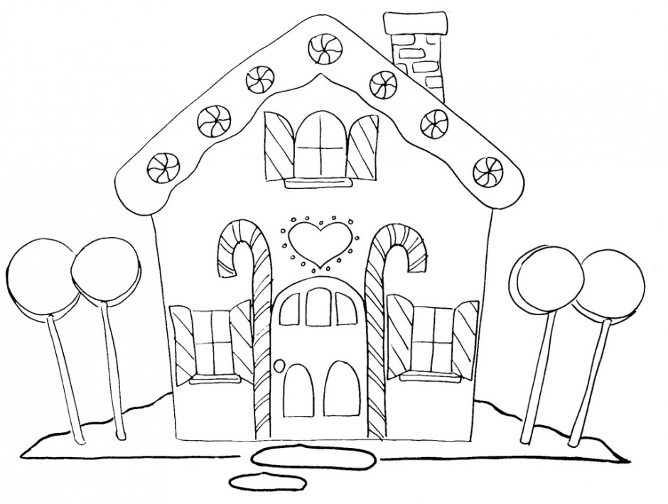 Ginger Root Coloring Page