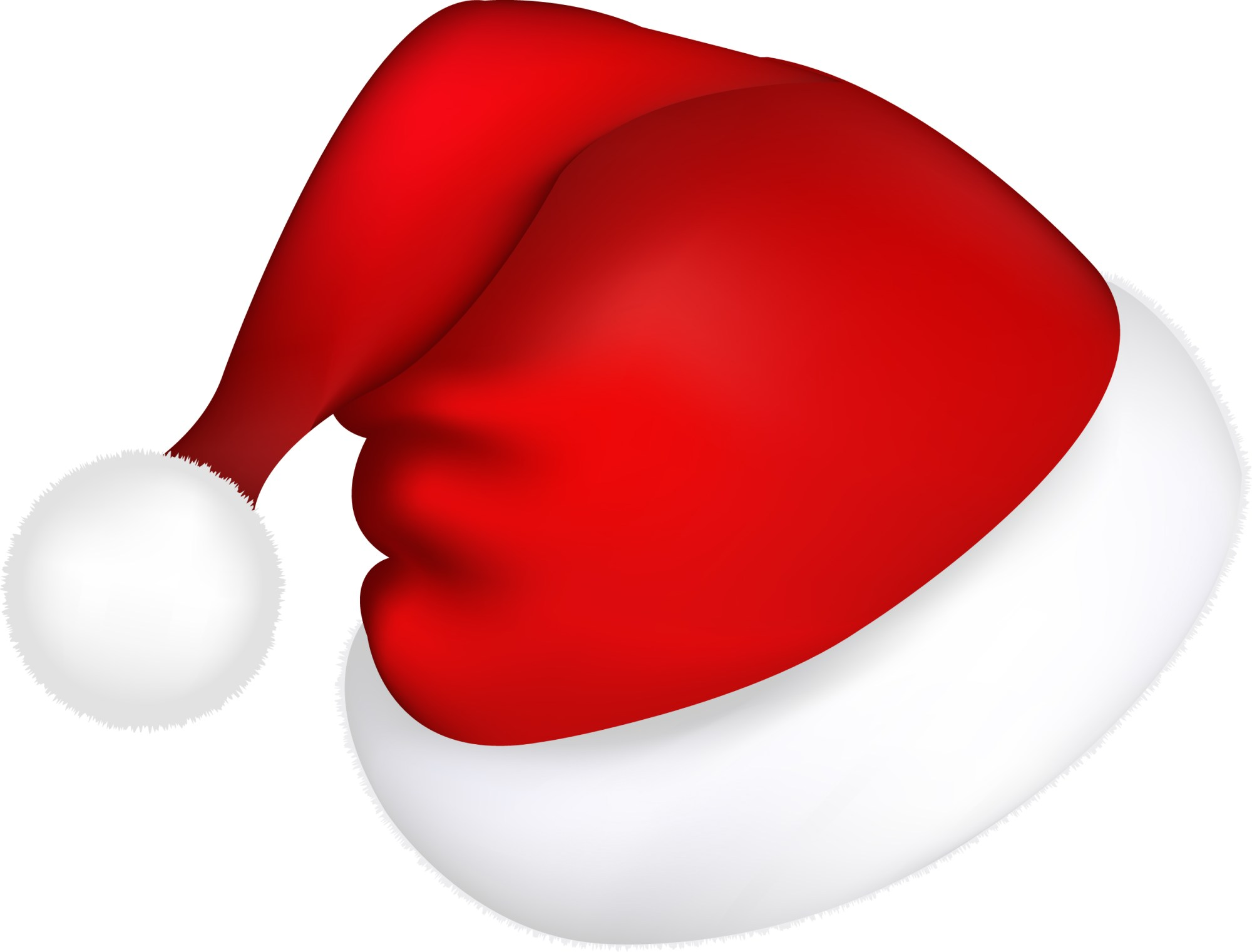 hight resolution of santa hat clipart free download