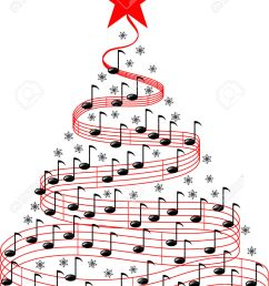christmas music notes clipart christmas music free clipart  [ 982 x 1300 Pixel ]