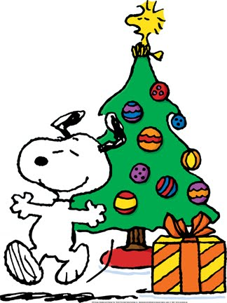 christmas snoopy clipart - clipground