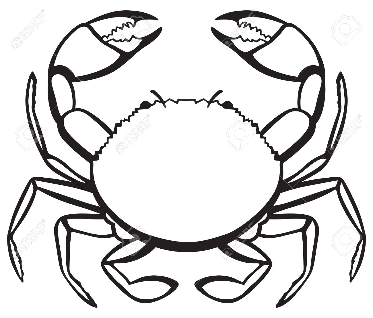 Claw Shaped Clipart