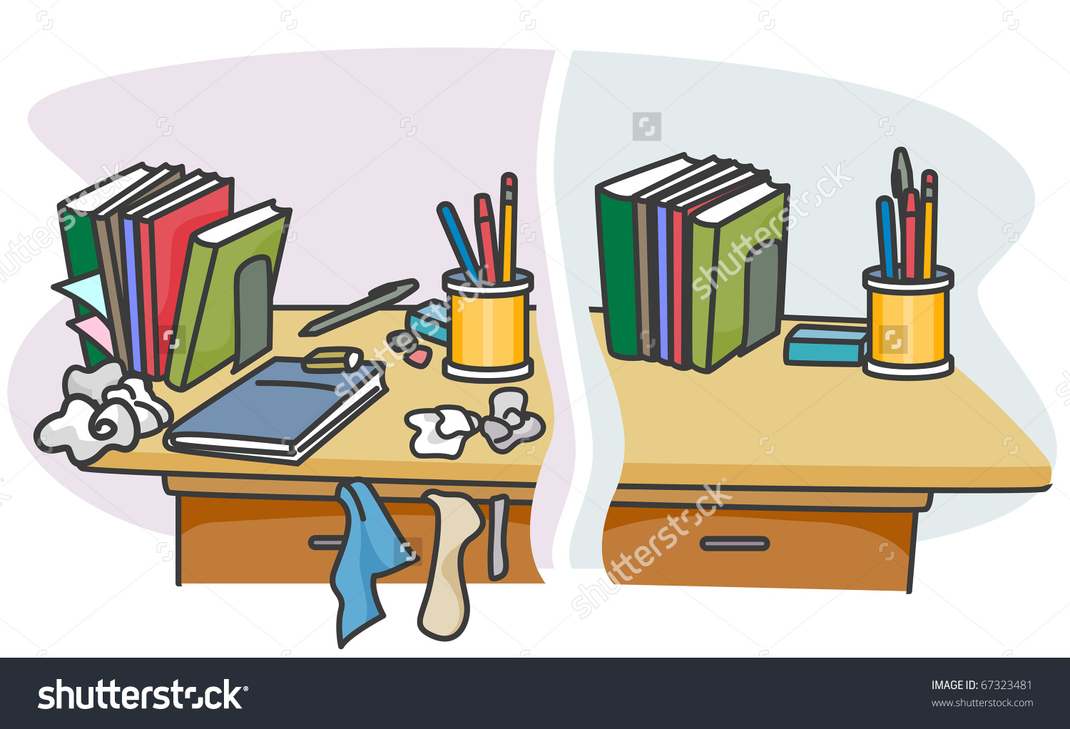 hight resolution of showing post media for clean table cartoon