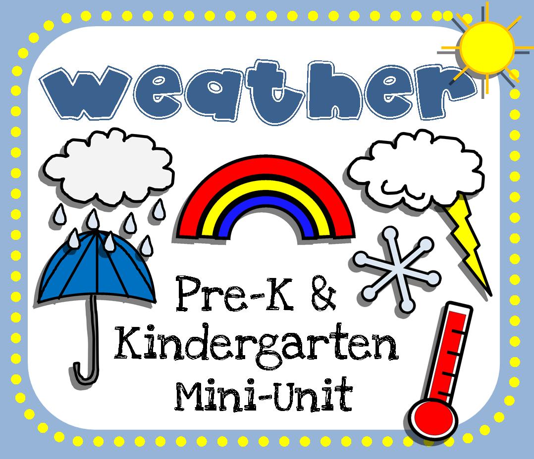 Calendar Weather Clipart For Teachers
