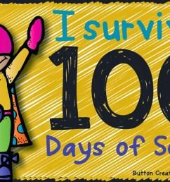 100th day of school  [ 1252 x 746 Pixel ]