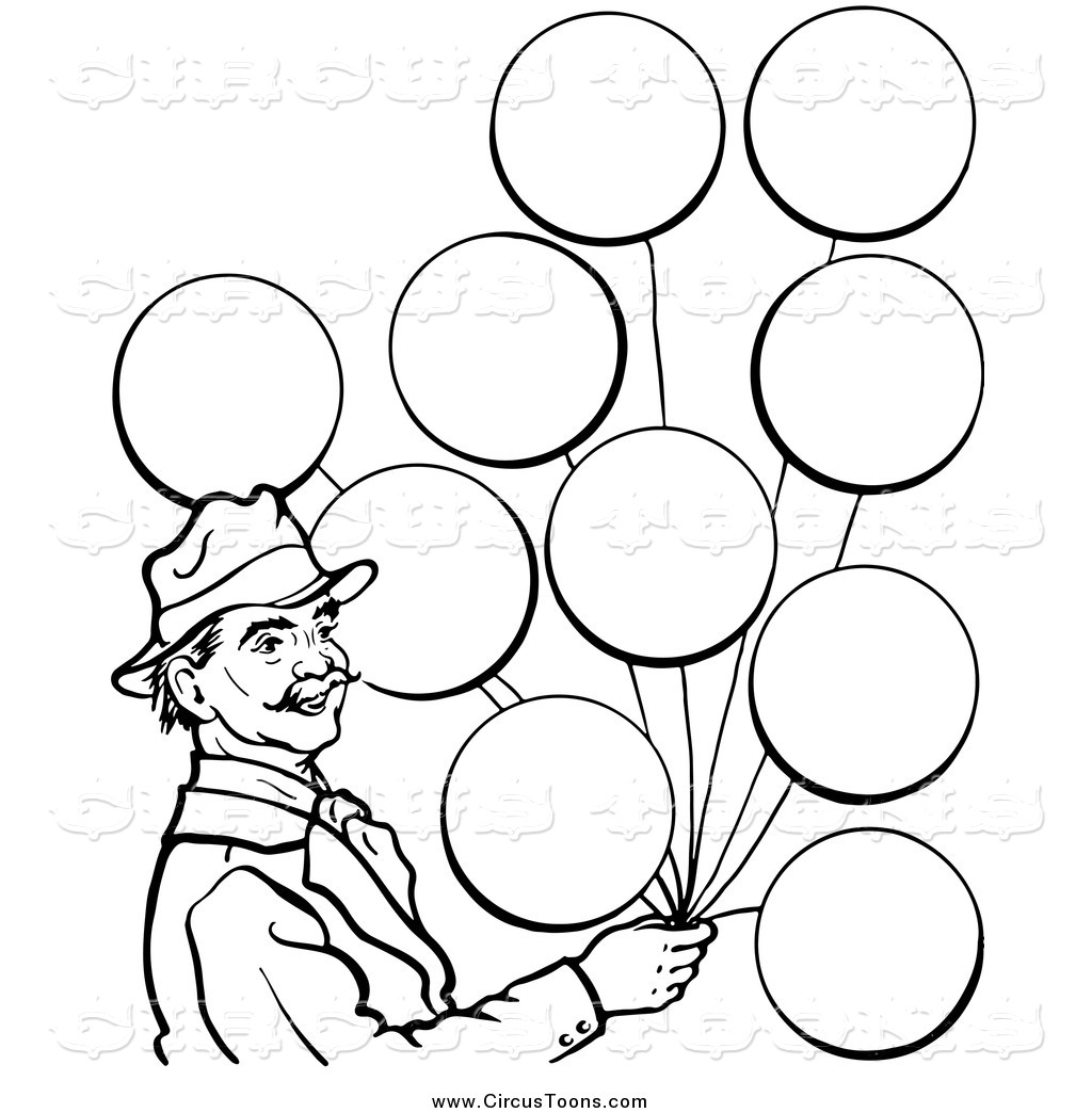 Clipart Black And White Man