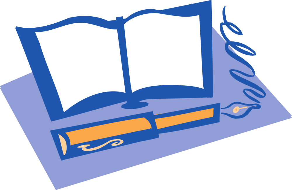 medium resolution of big image png clipart book and pen
