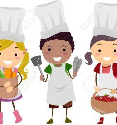 cooking classes clip art 36  [ 1300 x 700 Pixel ]