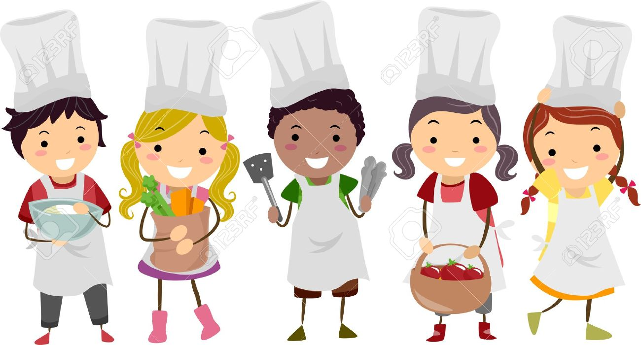 hight resolution of cooking classes clip art 36