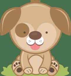 cute puppy cliparts  [ 1420 x 1600 Pixel ]