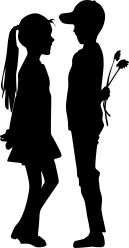 clipart silhouette clipground