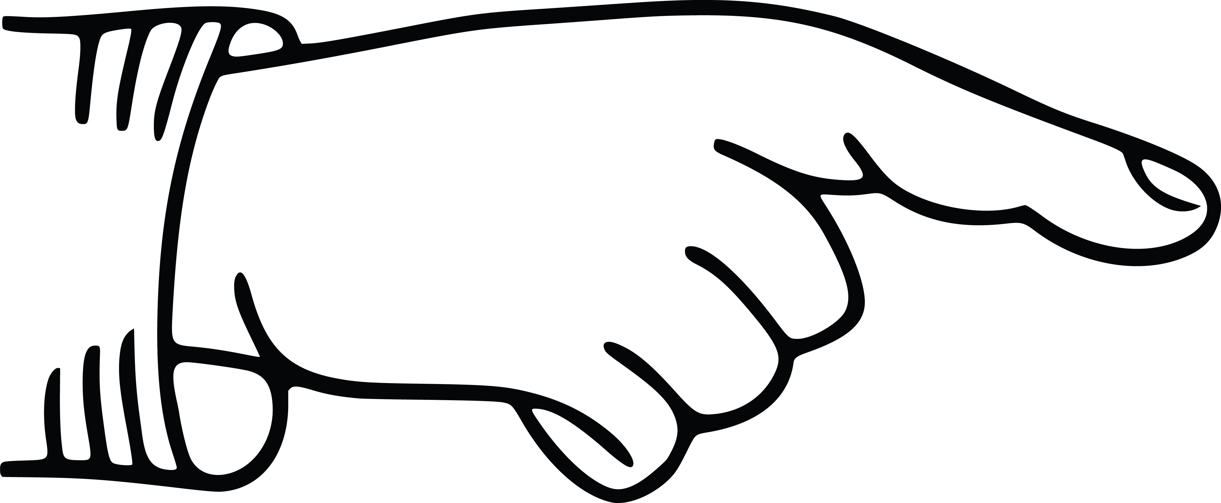 Clipart Hand Pointing