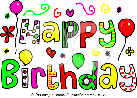 clipart birthday 20 free