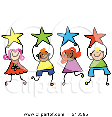 clipart kids working  Clipground