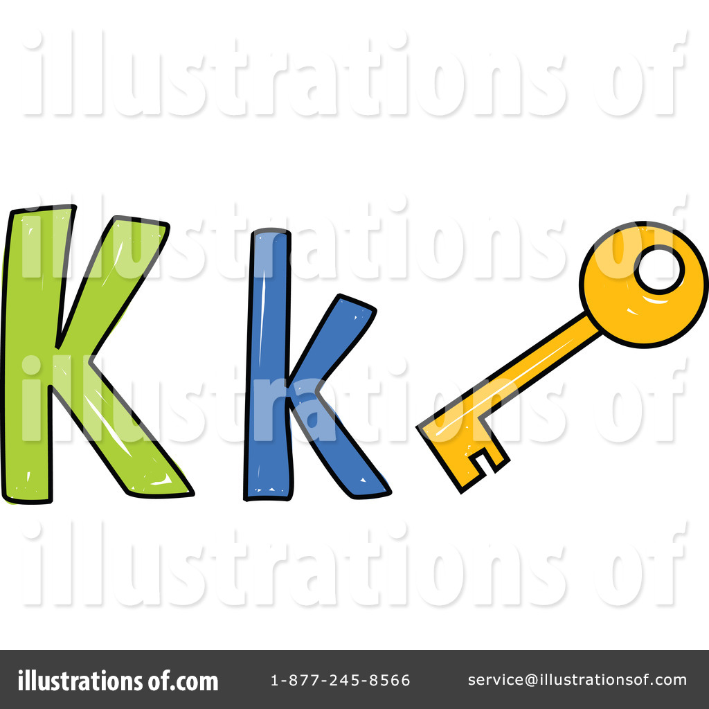 Clipart Letter K Outline 20 Free Cliparts