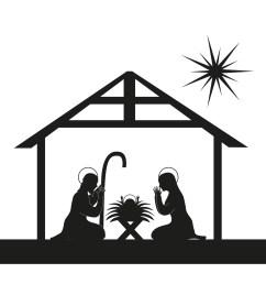away in a manger [ 2480 x 3508 Pixel ]