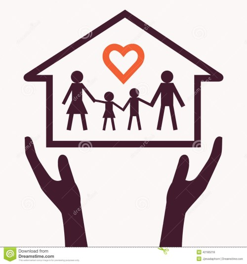 small resolution of family love clipart