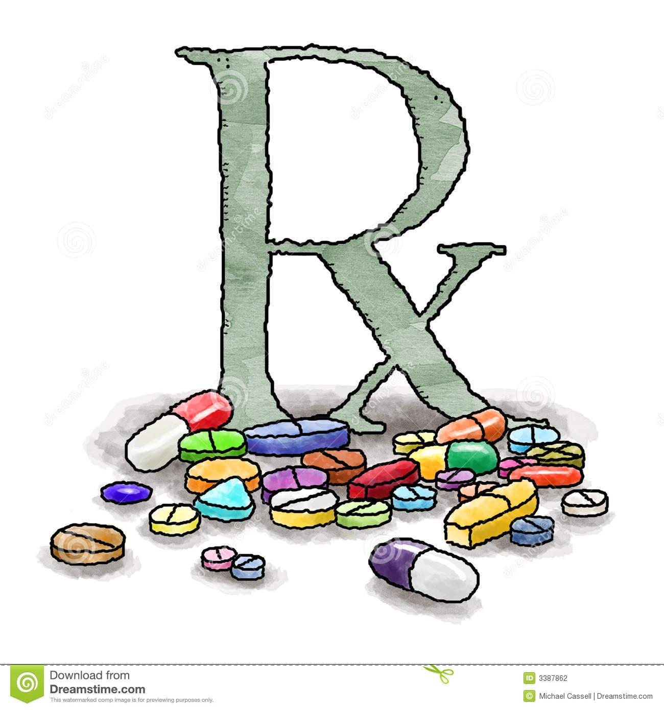 Clipart Prescription Drugs