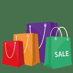 Transparent Shopping Clipart