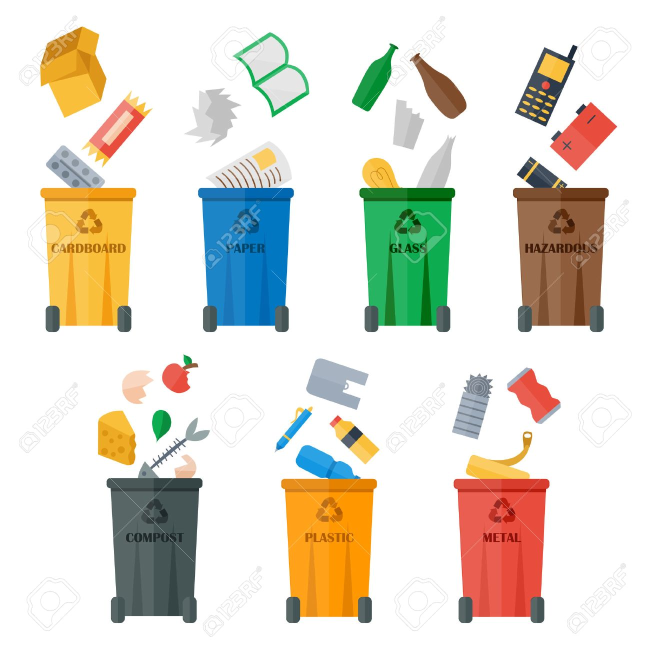 Clipart Waste Management 20 Free Cliparts