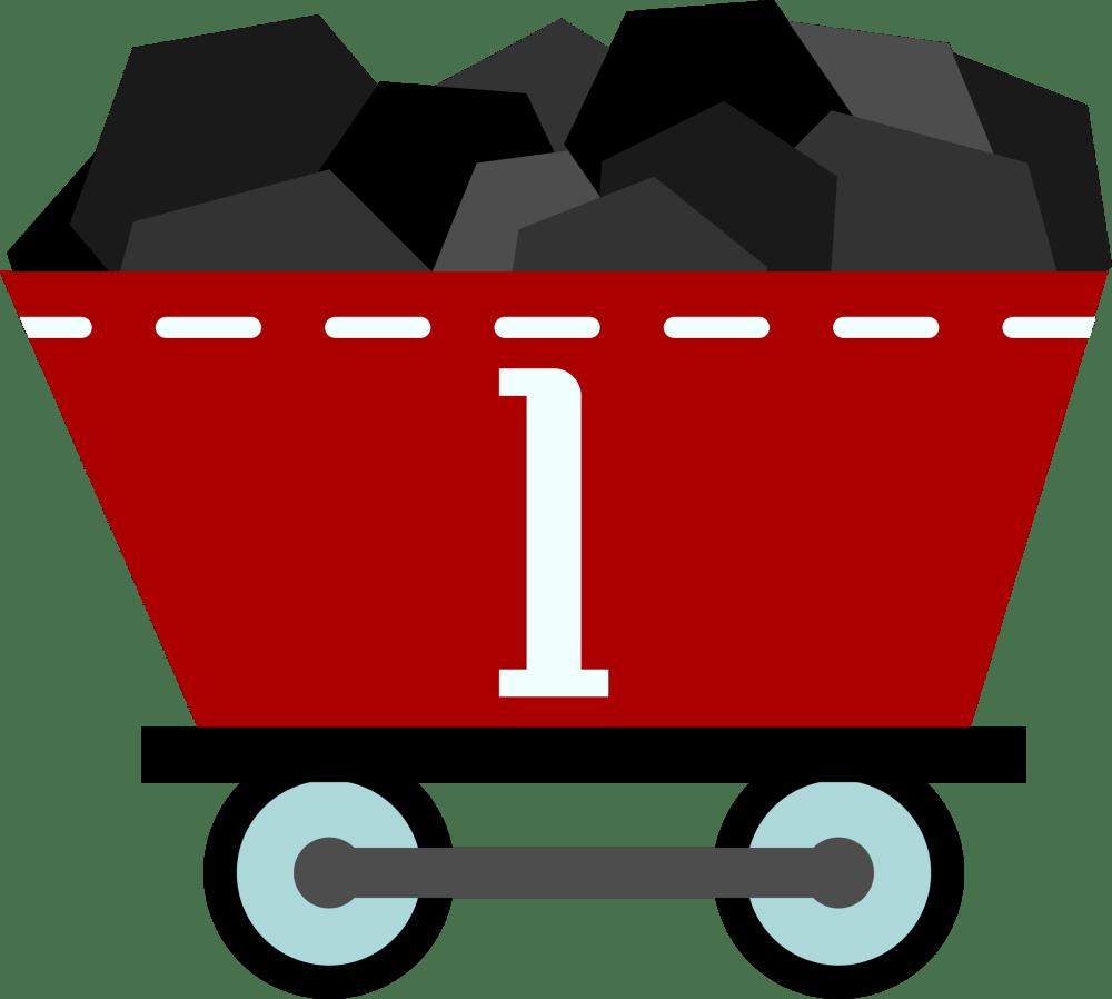 medium resolution of coal train clipart