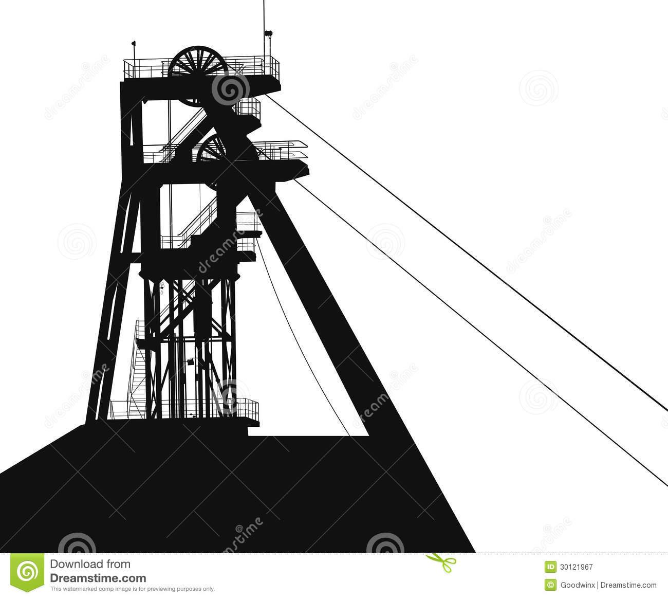 Mine shaft clipart  Clipground