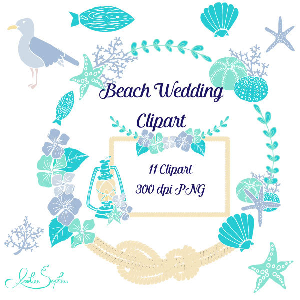 Beach Theme Wedding Clipart 20 Free Cliparts Download Images On Clipground 2019