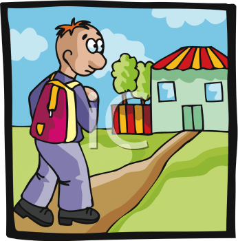 student walking home clipart 20 free Cliparts   Download images on Clipground 2021