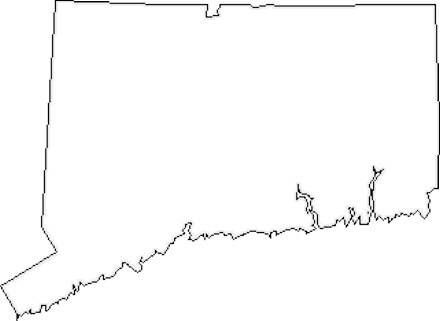 connecticut outline clipart free 20 free Cliparts