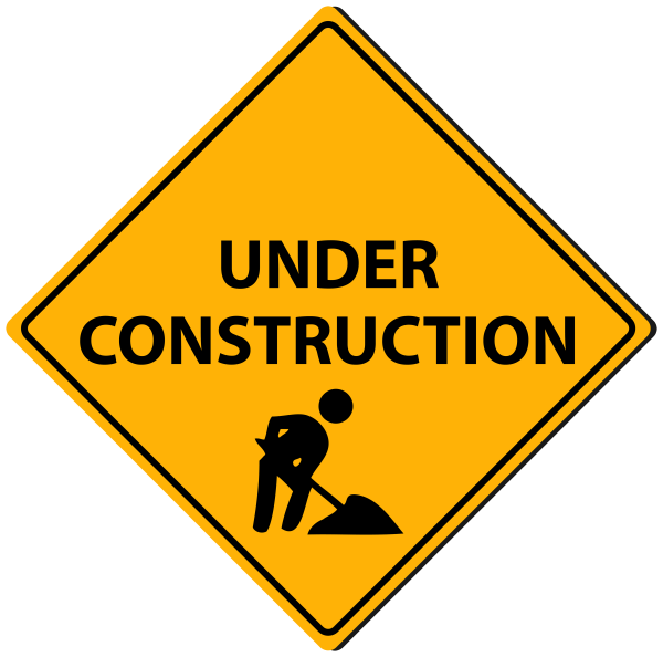 Construction Sign Clipart 20 Free Cliparts