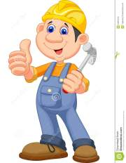 construction worker clipart 20