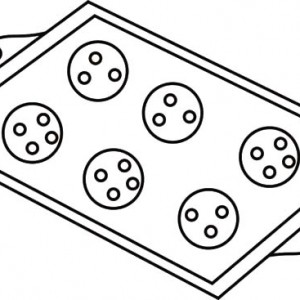 cookie tray clipart - clipground