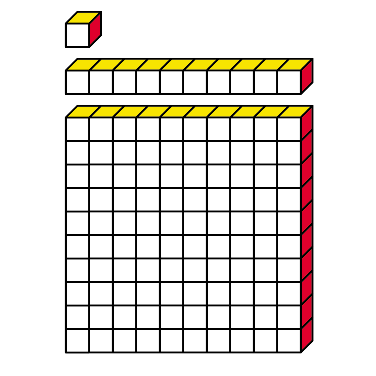 Counting Unit Clipart