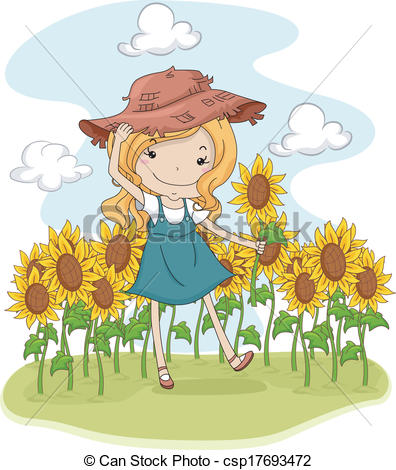 country girl clipart - clipground