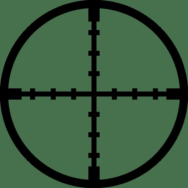 Scope Target Clip Art