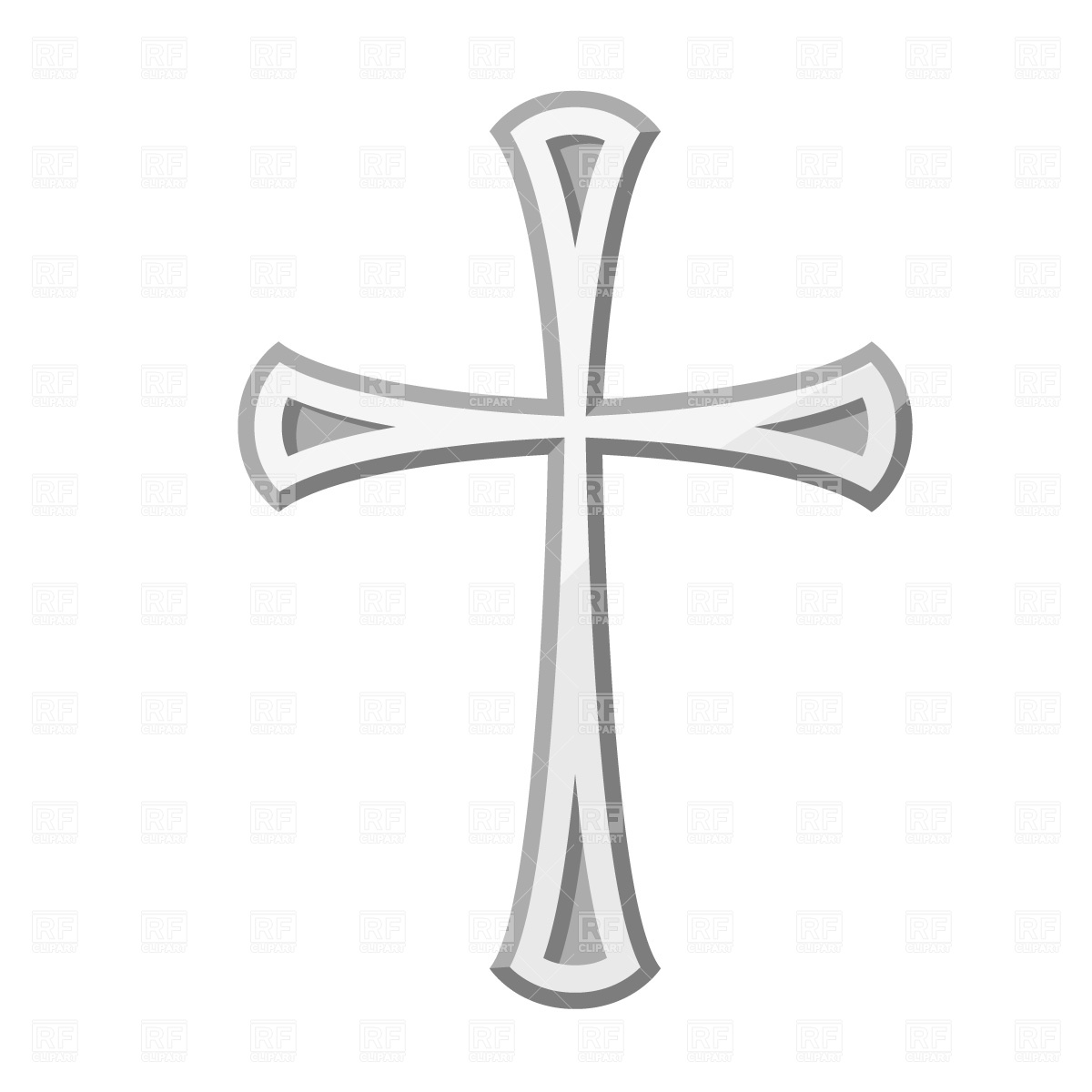 Free Christian Cross Clipart 20 Free Cliparts