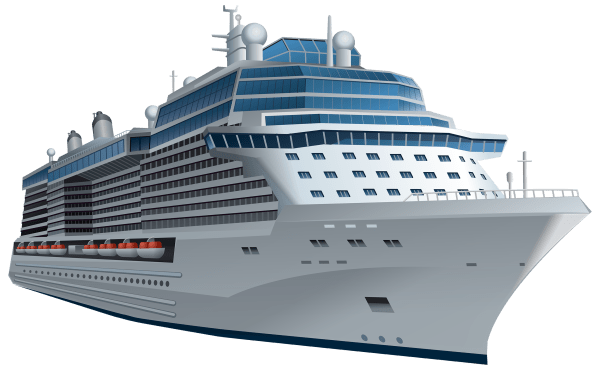 Luxury Cruise Ship Clipart - Clipground
