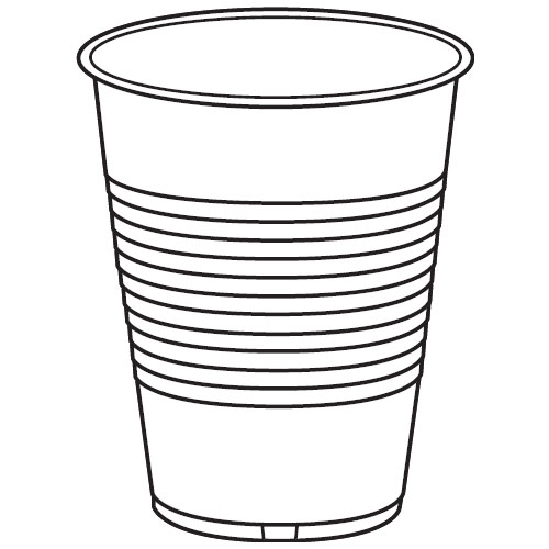 white cup clipart - clipground