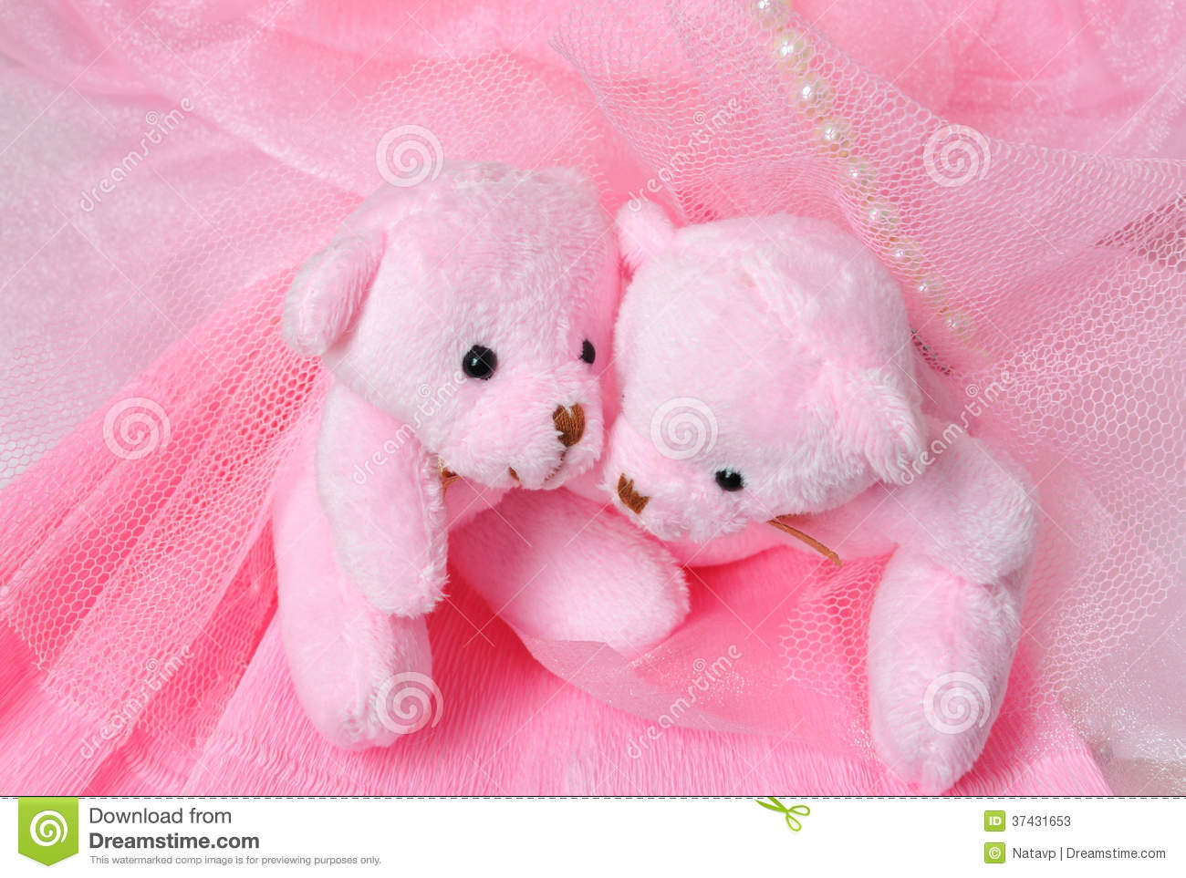 Cute Pink Teddy Wallpaper Cute Bears With Pink Flowers Clipart Clipground