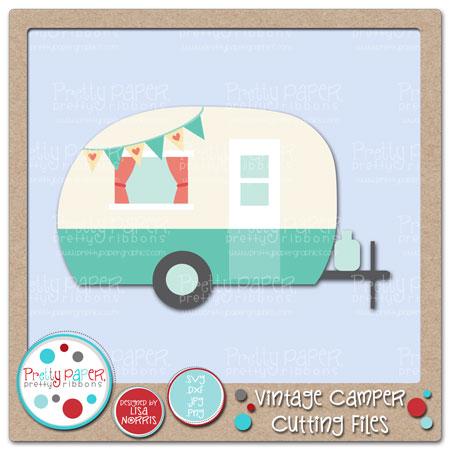 Cute Camper Clipart Clipground