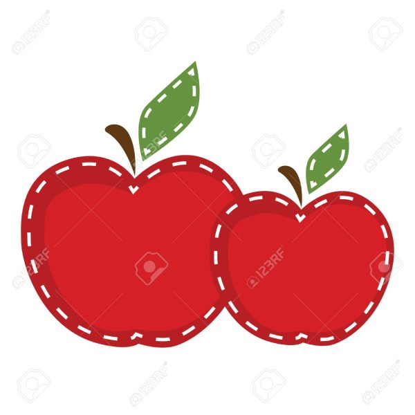 cute clipart of apples 20 free